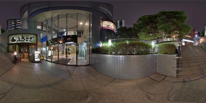 黒うさぎ 麹町店様 ストリートビュー撮影・公開完了しました。